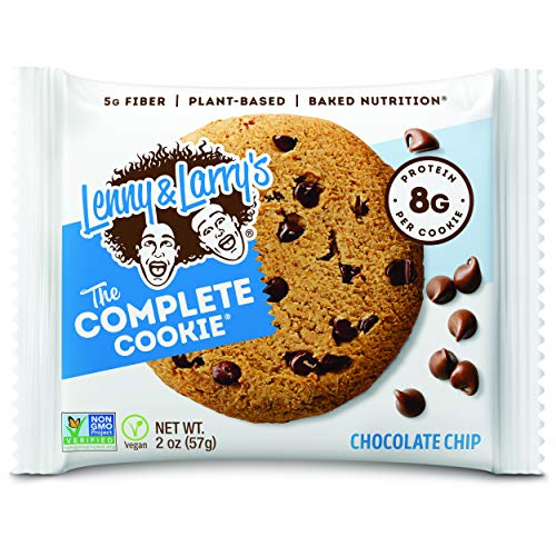 Lenny & Larry Complete Cookie 12x56g Chocolate Chip