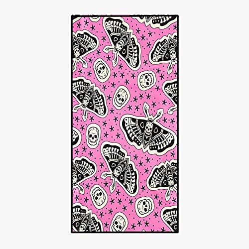 Toallas De Playa De Microfibra, Impresión Digital De Patrones Individuales Que No Se Desvanecen Fácilmente, Toallas Absorbentes De Secado Rápido Toallas De Piscina, Toallas De Salón 75 * 150cm