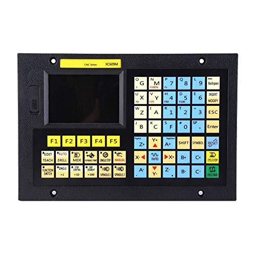 Steuersystem, XC609M-Verknüpfung CNC-Steuersystem-Steuerplatine für Fräsmaschine(XC609MA(1axes))