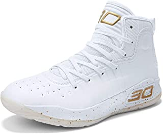 Unisex Fashion Sports Womens Youth Cool Basketball Shoes Couple Running Mens Casual Sneakers