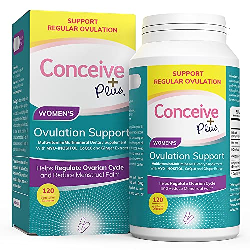 Conceive Plus Myo-Inositol and D-Ch…