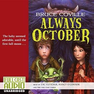 Always October audiobook cover art