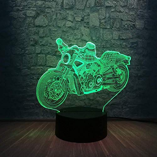 3D-illusie lamp voor basketbal, 3D-licht, koud nachtlampje, 3D-RGB LED-lamp, 7 kleurverandering, boy room decoratie nachtkastje nachtkastje nachtkastje sfeer, cadeau-idee met Telecoman