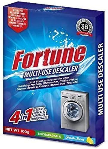Ekta Home Appliances Multi Use Descaler Powder For Washing Machine Pack Of 5