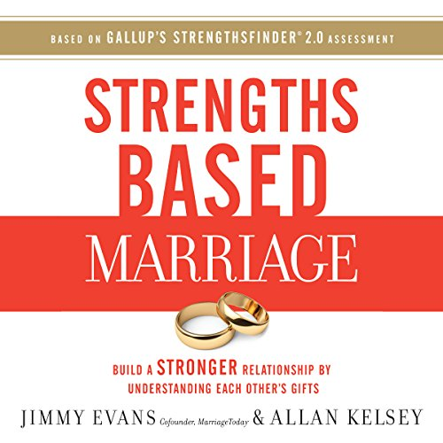 Strengths Based Marriage audiobook cover art