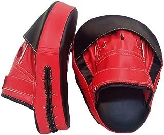 icoXXch Boxing Gloves Kickboxing Boxing Pratzen for Muay Thai Kickboxing Movement Karate Martial