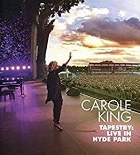 Tapestry: Live at Hyde Park (CD+Blu-ray)