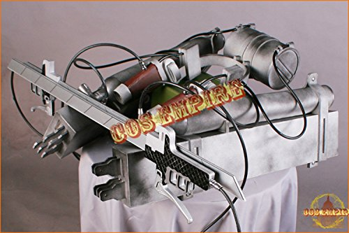 『進撃の巨人風◆立体機動装置 硝煙跡版◆コスプレ道具◆COSEMPIRE【RCP】激安 アニメ アイテム グッズ メンズ レディース 男性 女性 パーティー イベント cosplay item』のトップ画像