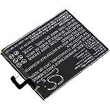 CS-GNX410SL Akku 3900mAh Kompatibel mit [GIONEE] Allview X4 Soul Xtreme, Allview X4 Xtreme Soul Dual SIM, Allview X4 Xtreme Soul Dual SIM TD-LTE Ersetzt BL-N4600Z
