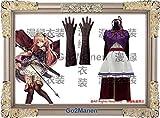 コスプレ衣装◆B051B◎シャドウバース アリサ Shadowverse (コスプレ 衣装)