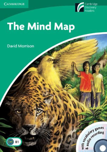 The Mind Map : Book with CD-ROM and Audio CD Pack British edition, Level 3 Lower intermediate. (Cambridge Discovery Readers)