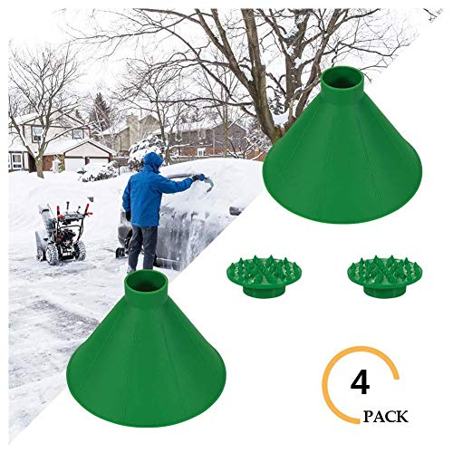 Best Price Multifunctional Automotive Glass Snow Remover Magical Car Ice Scraper, Multi-Function Con...