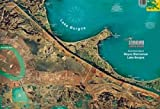 Standard Map SM010 Standard Laminated Map44; Bayou Bienvenue