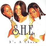 Songtexte von S.H.E. - 3's a Charm