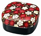 Almuerzo picnic moderna ciruela negro 54146 del Hakoya pa?o unido (jap?n importaci?n)
