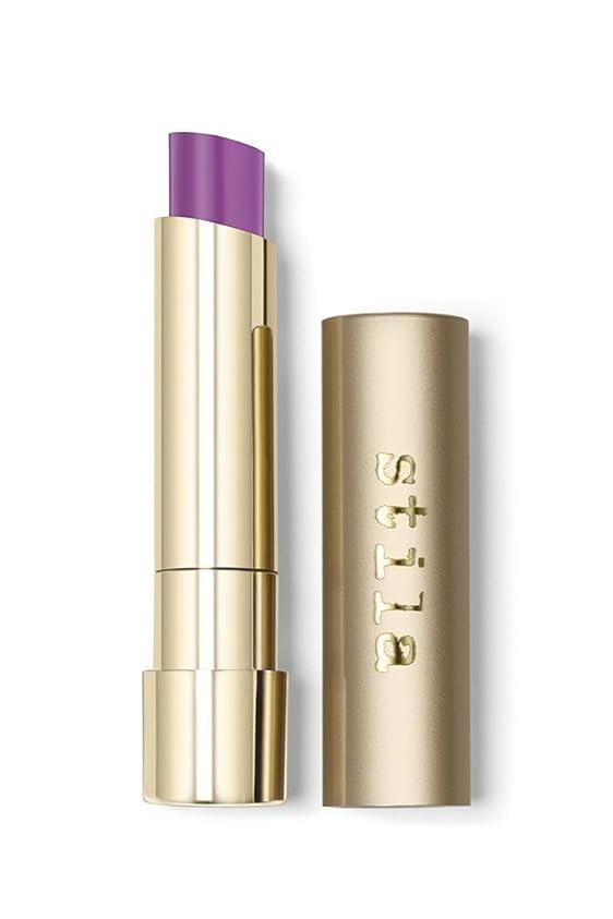 舗装実質的に関数スティラ Color Balm Lipstick - # Becky (Mid Tone Cool Magenta) 3g/0.1oz並行輸入品