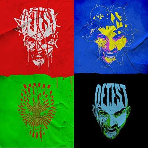 Detest feat. Hallucinator, dolphin & Penta
