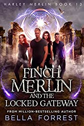Cover of Finch Merlin and the Locked Gateway