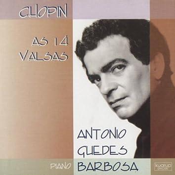 Chopin As 14 Valsas (Piano)