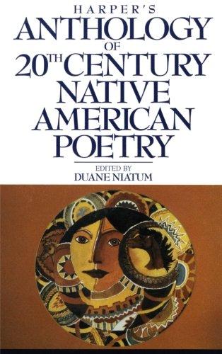 Native American Poetry