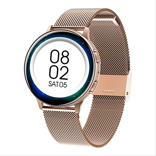 Toule - Sport bracelet male and female multi-function Bluetooth call message alert custom dial smartwatch Powdered steel