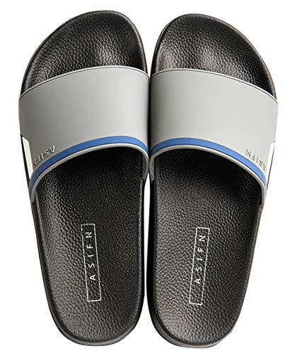 [Harrms] ビーチサンダル メンズ スポーツサンダル 男性 ビーサン シンプル サンダル 室内履き 軽量 おしゃれ 25-27センチ アウトドア 滑らない