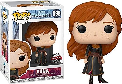 Pop! Disney: Frozen 2 - Anna Viajar CINNEMARK Exclusive # 598