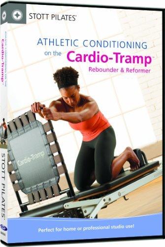 Athletic Conditioning on Cardio-Tramp Rebounder [DVD] [2012] [Region 1] [US Import] [NTSC]...