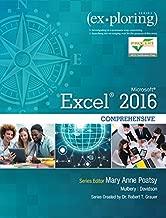 Best exploring microsoft office excel 2016 comprehensive ebook Reviews