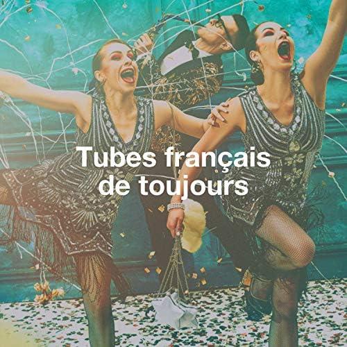 Compilation Titres cultes de la Chanson Française, Chansons d'amour & Tubes variété française