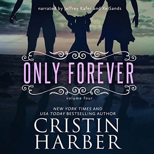 Only Forever audiobook cover art