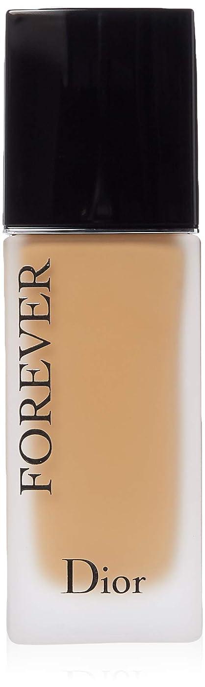 傑作補償スーツクリスチャンディオール Dior Forever 24H Wear High Perfection Foundation SPF 35 - # 4WO (Warm Olive) 30ml/1oz並行輸入品