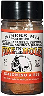 fire in the hole seasoning