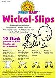 Sunnybaby 24006 Wickel-Slips, 10-Stück-Packung - Farbe: WEISS