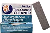 US Pumice Pool Blok, PB-80, Pool Tile & Concrete Cleaner, Pumice Block, Pumice Stone for Cleaning Pools, Spas & Water Features, Pool and Spa Cleaner, 6-1/2' x 1-1/2' x 1-1/2, Pack of 1
