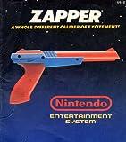 NES Zapper Gun Instruction Booklet (Nintendo Manual ONLY - NO ZAPPER)