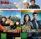 SOKO Kitzbühel Box  1-20 (45 DVDs)