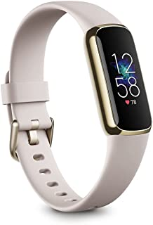 Fitbit Luxe Soft Gold/ White