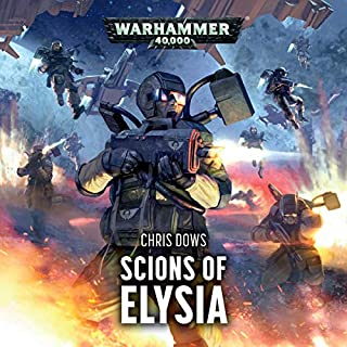 Scions of Elysia audiobook cover art