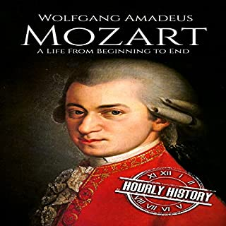 Mozart: A Life from Beginning to End Titelbild