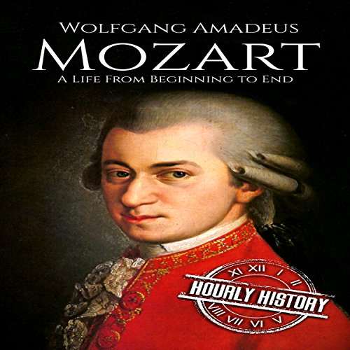 『Mozart: A Life from Beginning to End』のカバーアート