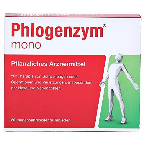 Phlogenzym mono, 20 St. Tabletten