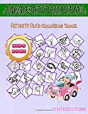 Dinosaurs Activity Book For Kids: Image Quiz Words Activity Coloring Books 40 Activity Camarasaurus, Edmontosaurus, Styracosaurus, Tyrannosaurus, ... Pteranodon, Pelecanimimus For Kid Ages 4-8