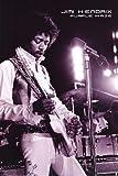 Jimi Hendrix - Purple Haze Poster Drucken (60,96 x 91,44