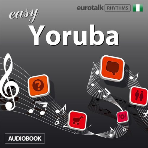Rhythms Easy Yoruba audiobook cover art