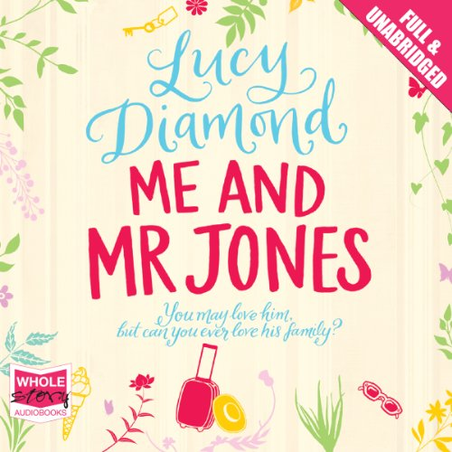 Me and Mr Jones audiobook cover art