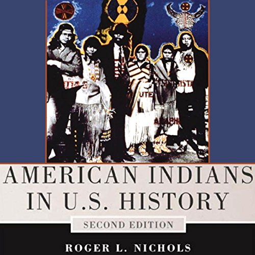 American Indians in U.S. History audiobook cover art
