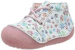 Richter Kinderschuhe Baby Mädchen Richie Sneaker, Weiß (panna 0400), 22 EU