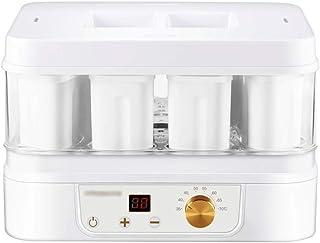Déshydrateur Alimentaire, Contrôle de la Température 35-70 ° C, 1 à 72 Heures, avec 12 Tasses de Séchage Indépendantes, Fa...