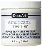Deco Art Immagine trasferimento Medio 8Oz-Clear